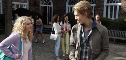 Revue de presse : The Carrie Diaries